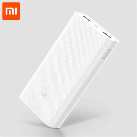 aliexpress xiaomi power bank aliexpress com buy 20000mah xiaomi mi power bank 2c