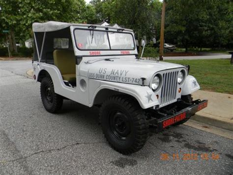 Sweety Silver M38 1953 willys m38a1 shore patrol jeep photo submitted by