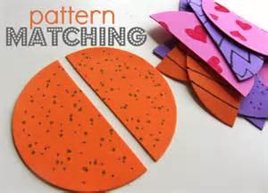 matching patterns book pattern preschool 187 patterns gallery