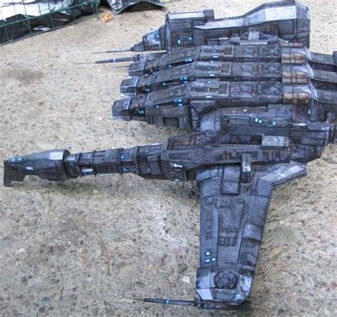 missile boats eve online caldari kestrel paper model by pupumonkey on deviantart
