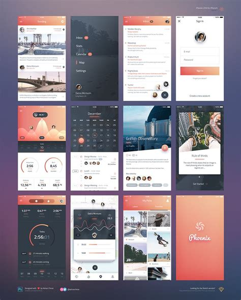 app design ideas 25 best ideas about ios ui on pinterest ios design