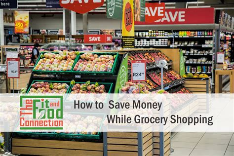 supermarket comparison how to save money on groceries how to save money while grocery shopping the fit and