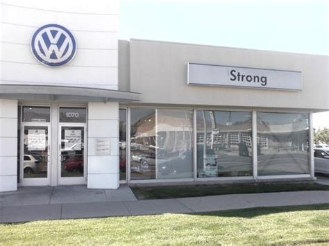 Strong Volkswagen Salt Lake City by Strong Volkswagen Volkswagen Dealership In Salt Lake City