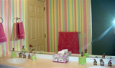how to wallpaper a bathroom how to wallpaper a bathroom