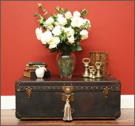 decorating trunk for antique wooden chests antique trunks antique chests for