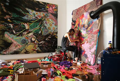 biography visual artist shin gallery