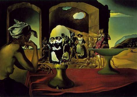 ilusiones opticas salvador dali illusions through the paintings of salvador dali