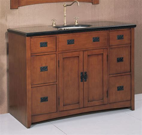 mission bathroom vanity mission bathroom vanity by legion in bathroom vanities