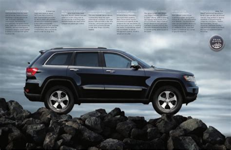 2011 jeep grand brochure 2011 jeep grand e brochure