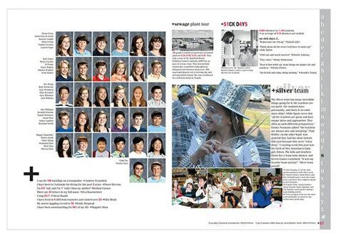 yearbook section ideas 1000 images about yearbook page spread ideas on pinterest