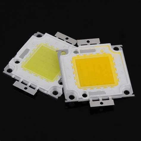 high power white led l light cob smd bulb chips diy 10w