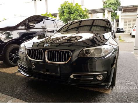 Bmw 528i Tahun 2015 by Jual Mobil Bmw 528i 2015 Luxury 2 0 Di Banten Automatic