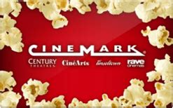 Cinemark Gift Card Deal - cinemark gift card discounts comparison chart