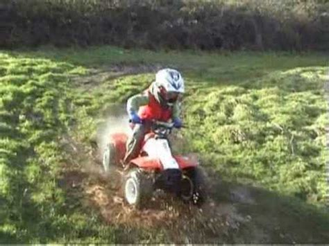 Suzuki Lt50 Tuning Suzuki Lt50 Racing Around After A Bit Of Tuning Atv