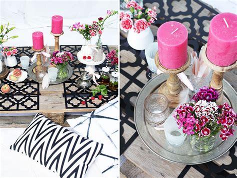 Boho Hochzeit Deko by Deko Im Boho Look F 252 R Die Gartenparty Sch 246 N Bei Dir By Depot