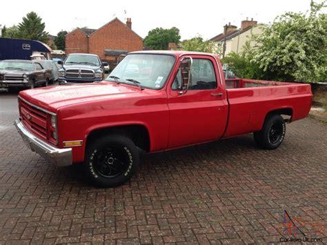 1985 chevy c10 truck v8