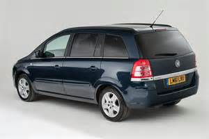 Vauxhall Zafir Used Vauxhall Zafira Review Pictures Auto Express