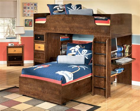 bunk beds at ashley furniture pin by ashley rebarchek on our home pinterest