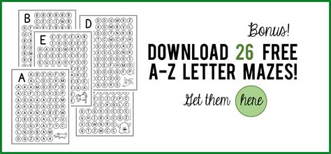 Free Find Free Quot Find The Letter Quot Alphabet Worksheets The Measured