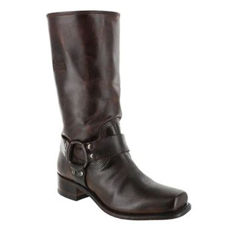 frye cavalry boots frye women s cavalry harness motorcycle boots boot barn