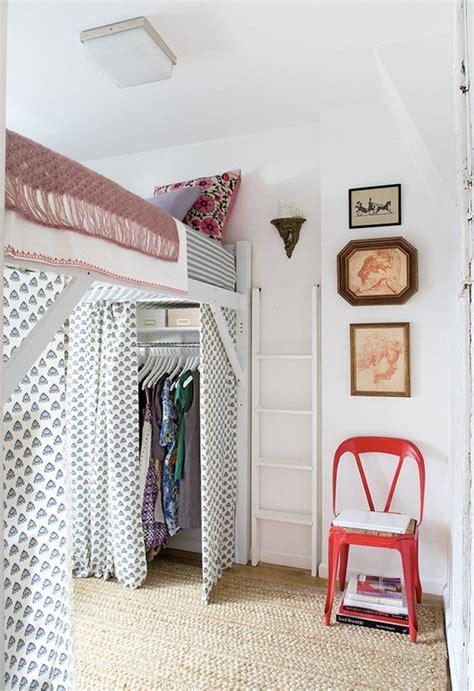 Loft Bed With Wardrobe Underneath by 17 Beautiful Loft Bed Ideas L Essenziale