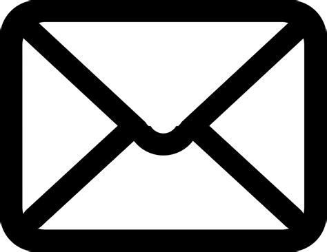 mobile mail mobile email svg png icon free 260023