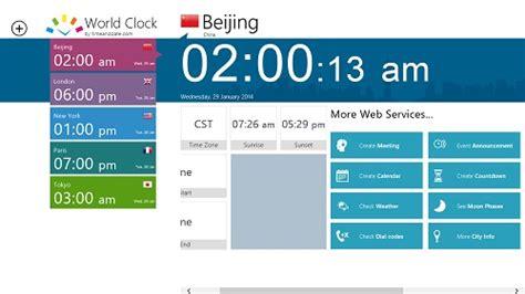 Windows Store Apps Zur Anzeige Der Zeituhr Auf Windows