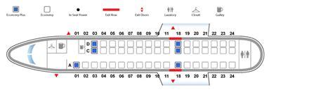 erj 145 seating embraer 145 er4 erj united airlines