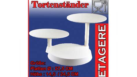 Etagere Gestell by Tortenst 196 Nder Etagere 3 St 246 Ckig Hochzeitstorte Deko