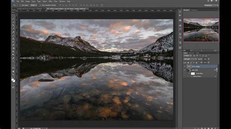 tutorial editing landscape photoshop photoshop tutorial how to edit landscape photos
