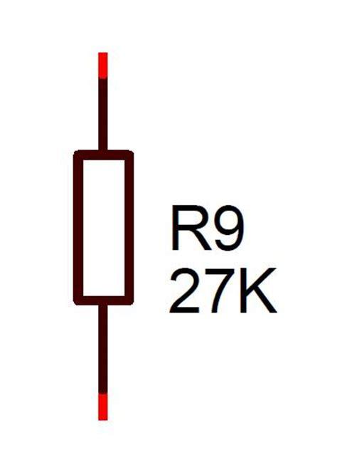 27k ohm resistor 27k resistor 0 5w