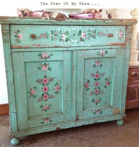 Decoupage Cabinet - the world s catalog of ideas