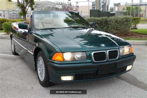 1998 Bmw 328i Convertible by 1998 Bmw 328i Base Convertible 2 Door 2 8l