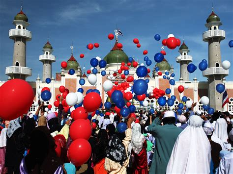eid 2016 when is it how do muslims the end of
