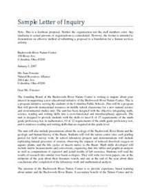 Inquiry Letter Guide Best Inquiry Letter Guide