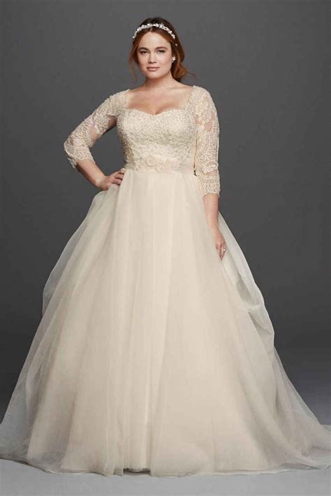 Where To Get Wedding Dresses by Best 25 Ideas On Curvy Plus