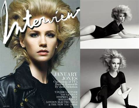 january jones page interview magazine photos and quotes from mad men s january jones in august