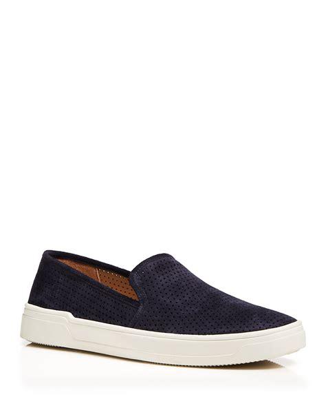 via spiga slip on sneakers galea perforated bloomingdale s