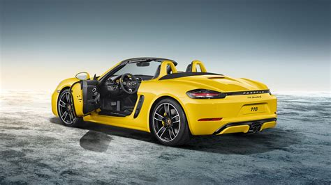 Porsche N by Porsche 718 Cayman And Boxster To Get N A Flat Six 3 8