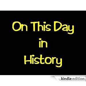 on this day in history amazon com on this day in history michael gallagher