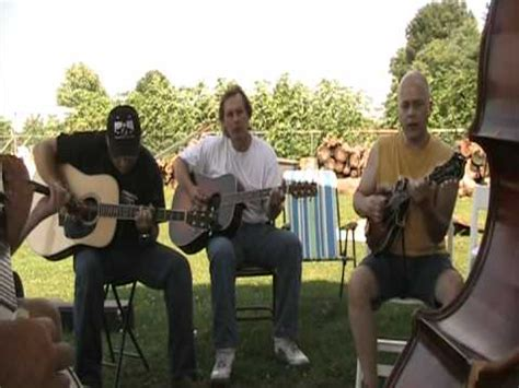 the backyard band the backyard bluegrass band video 8 youtube