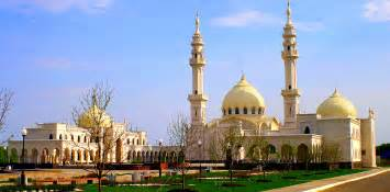 Mosque In Russia S Ten Most Beautiful Mosques In Russia