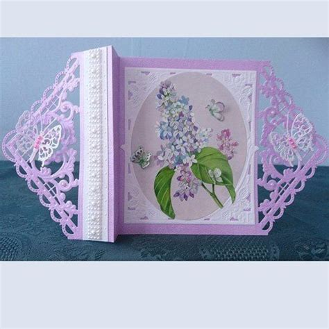 Fancy Handmade Cards - 268 best cards fancy folds images on folded