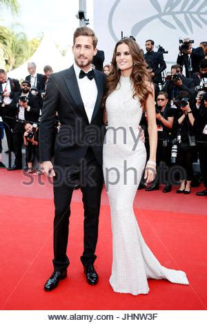 kevin trapp and izabel goulart attend the killing of a