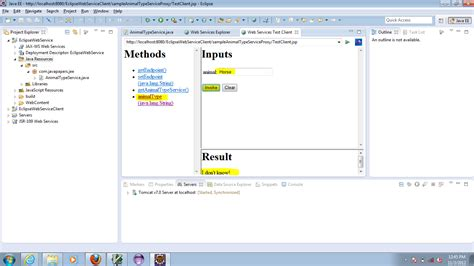 tutorial web service java eclipse java web service using eclipse java tutorial blog