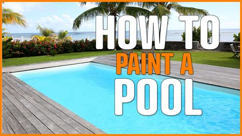 swimming pool paint decorative and protective concrete and cement substrates easy