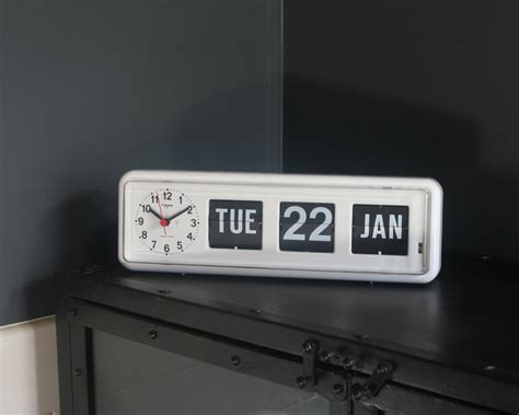 Calendar With Clock Jadco Time Automatic Calendar With Clock Jadco Time