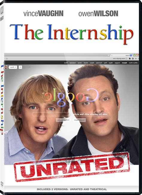 the intern the internship dvd release date october 22 2013