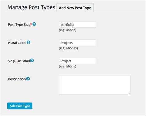 Wordpress Custom Post Type Template Hierarchy Free Download Programs Managergs Custom Post Type Template