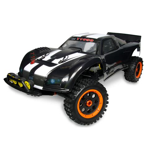 rc baja truck king motor baja t1000 black rc desert truck at hobby warehouse